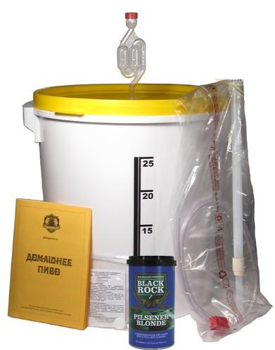 Набор для приготовления пива в домашних условиях.